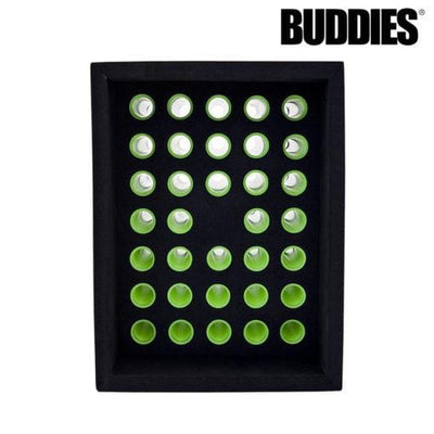 BUDDIES Cone Filler King Size 34 Cones - ISmokeFresh online smoke shop