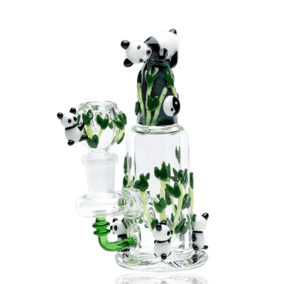 Nano Rig - Climbing Pandas at ISmokeFresh.com online smoke shop
