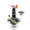 Rocket Ship Mini Rig Bong by Empire Glassworks