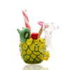 Mini Rig Pineapple Paradise by Glassworks-I Smoke Fresh, online smoke shop.