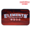 ELEMENTS Tin Box Red - ISmokeFresh online smoke shop