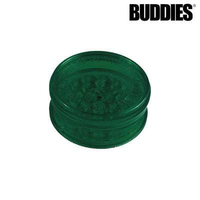Plastic Magnet Grinder 2 pcs-I Smoke Fresh, online smoke shop.