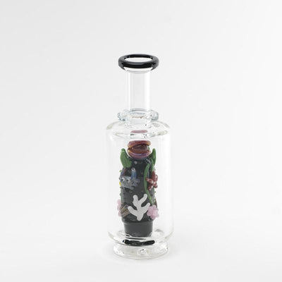 Save the Seas PuffCo Peak Attachment by Empire Glassworks