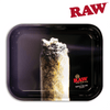 RAW Metal Rolling Tray, Bentley Rolling-I Smoke Fresh, online smoke shop.