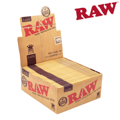 RAW Rolling Papers King Size Slim