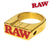 RAW Smoke Ring with Gold