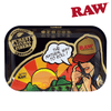 RAW Brazil Rolling Tray, Size Small-I Smoke Fresh, online smoke shop.