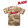 RAW Camo T-shirt-I Smoke Fresh, online smoke shop.
