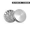 Grinder SPACE CASE. AEROSPACE ALUMINUM. Size Medium-I Smoke Fresh, online smoke shop.
