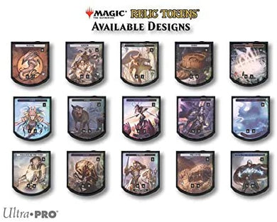 Magic: The Gathering - Relic Tokens - Relentless Collection Pack