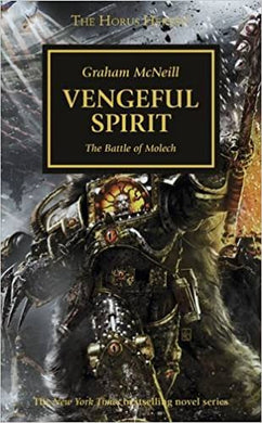 Vengeful Spirit: Book 29 (Paperback)