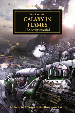 Galaxy in Flames: Book 3 (Paperback)