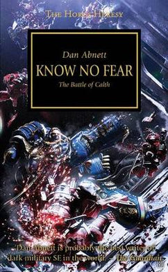 Know No Fear: Book 19 (Paperback)