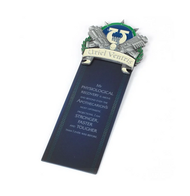 Warhammer - Uriel Ventris BOOKMARK