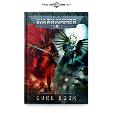 Warhammer 40K - 9th Edition CORE BOOK (ENGLISH)