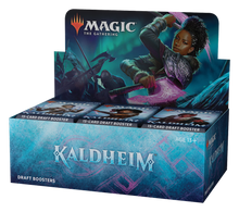 Load image into Gallery viewer, MTG - Kaldheim Draft Booster Display (36 Packs)