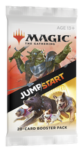 Load image into Gallery viewer, MTG - M21 Core Set Jumpstart Booster Display