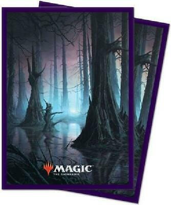 UP - Unstable deck protectors Swamp(100)