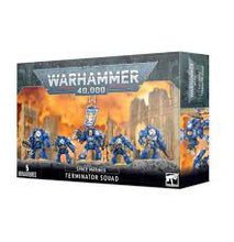 Load image into Gallery viewer, Warhammer 40K - Space Marines - Terminator Squad