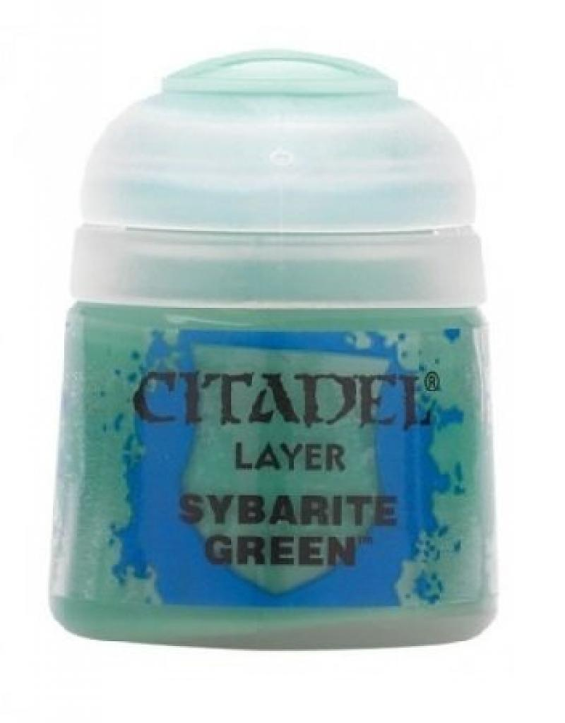 Citadel - Sybarite Green Layer