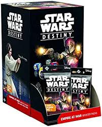 Star Wars Destiny: Empire at war booster pack