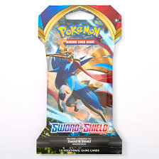 PKM - Sword & Shield boxed booster pack