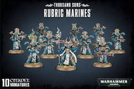 40K - Thousand Sons Rubric Marines