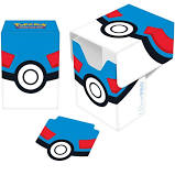 UP - Deckbox Pokemon greatball