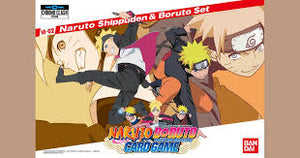 Naruto Boruto Card Game: Shippuden/Boruto Set