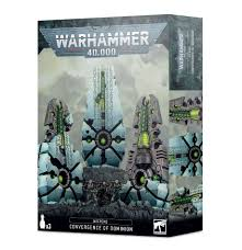 40K - Convergence of Dominion