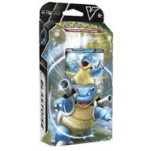Load image into Gallery viewer, PKM: Blastoise V / Venusaur V Battle Deck