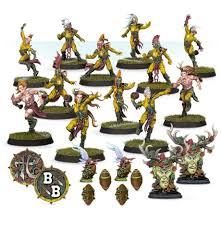 BLOOD BOWL :  The Athelorn Avengers - Wood Elf Blood Bowl Team