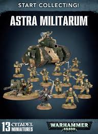 Start Collecting Astra Militarum