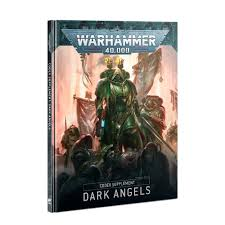 Warhammer 40K - CODEX: Dark Angels (HB) (ENGLISH)