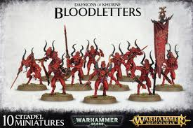 Warhammer AOS Bloodletters