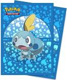 PKM - Sword and Shield Galar Starters Sobble (65 Sleeves)