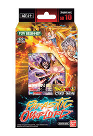 DBS - beginner deck Parasitic Overlord