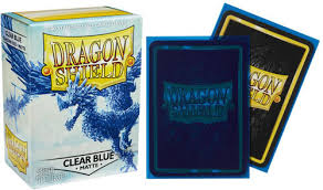 Dragonshield : Clear Blue
