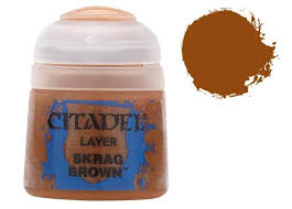 Citadel - Skrag Brown Layer