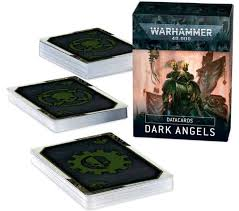 Warhammer 40K - Datacards: Dark Angels