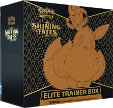 PKM: Shining Fates Elite Trainer Box