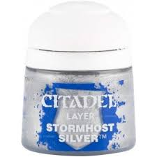 Citadel - Stormhost Silver Layer