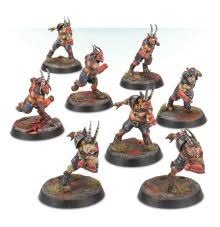 BLOOD BOWL :  The Doom Lords - Chaos Chosen Blood Bowl Team