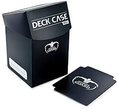 UG - Deck Case 100+ BLACK