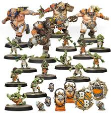 BLOOD BOWL :  The Fire Mountain Gut Busters