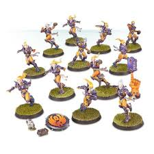 BLOOD BOWL : The Elfheim Eagles - Elven Union Blood Bowl Team