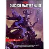 Dungeons and Dragons 5E Dungeon Master's Guide