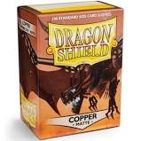 Dragon Shield 100 Matte Copper