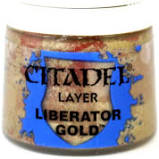 Citadel - Liberator Gold Layer