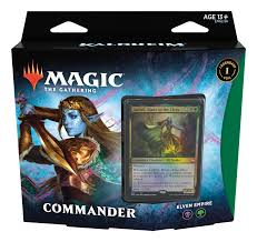 MTG - Kaldheim Commander Deck Display